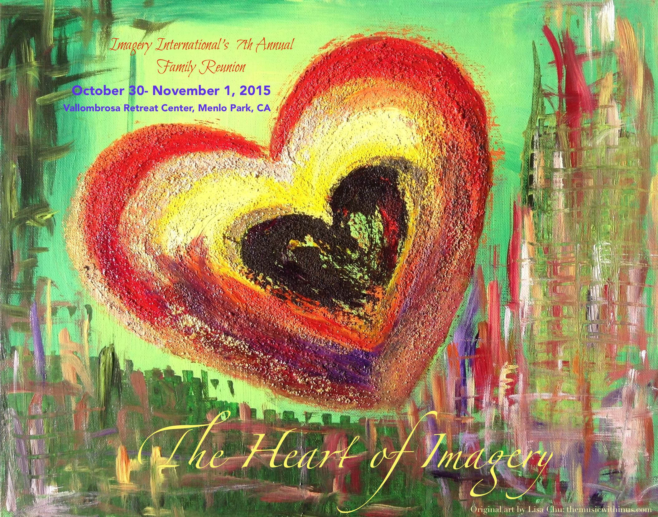 Listening with the Ears of the Heart: A Deep Imagery Workshop
