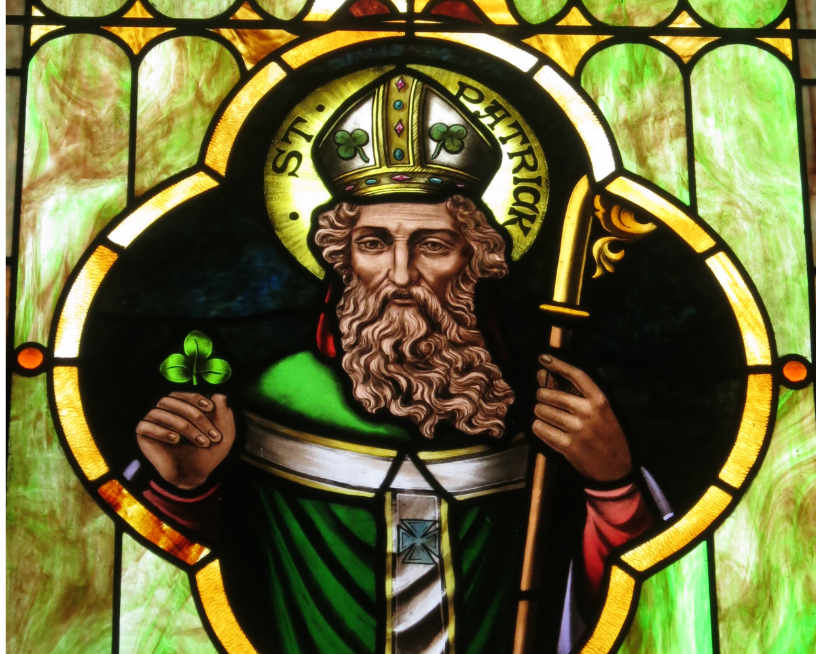 A little defense of St. Patrick!